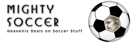 Heavenly Deals on Soccer Stuff