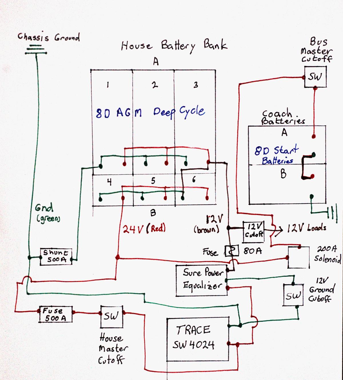 Best Battery Wiring Diagram
